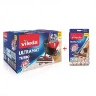 Mop Turbo Ultramat + dodatkowy wkład