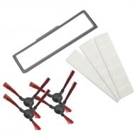 Zestaw szczotek i filtra do robota VR 102, VR ONE, VR 201
