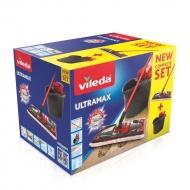 Zestaw UltraMax BOX - mop płaski + wiadro