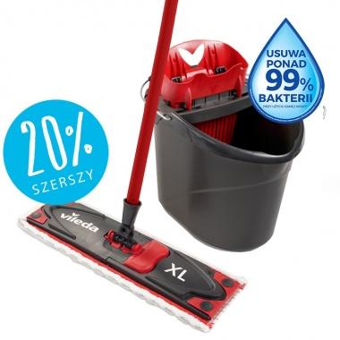 Zestaw Ultramax XL BOX - mop płaski + wiadro