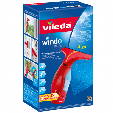 Windomatic - ściągaczka do szyb / myjka do okien